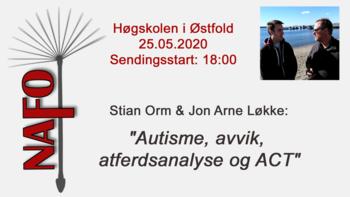Stian Orm og Jon Arne Løkke